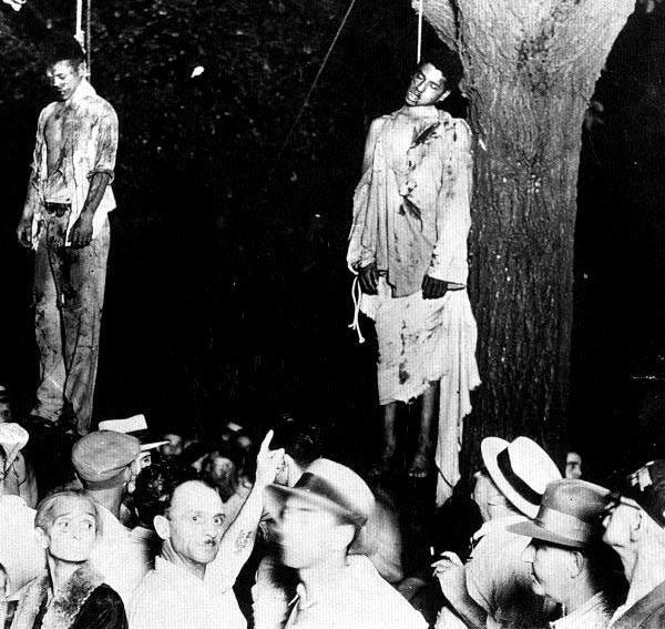 Lawrence Beitler- Lynching