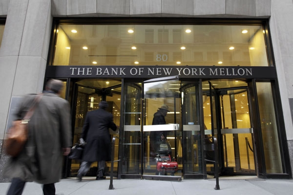 The Bank of New York Mellon