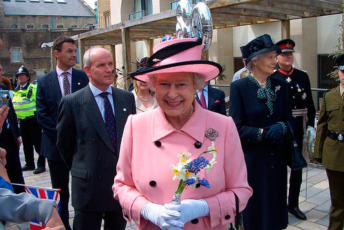 Elizabeth II – Queen of U.K.
