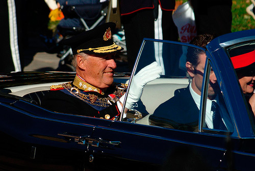 Harald V – King of Norway