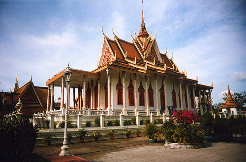 Royal Palace of Phnom Penh