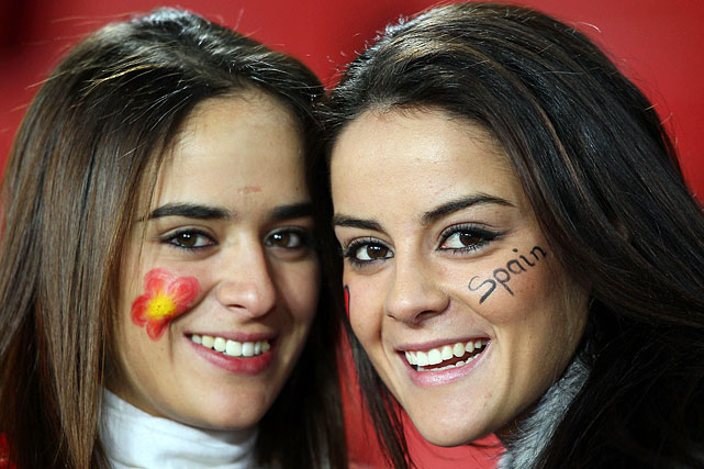 jochberg spanish girl personals But from 2008 to 2012 — when the spanish team didn't suck anymore — everyone in the country became soccer crazy now even your spanish girlfriend, who never gave a damn about the sport, knows more (or thinks she knows more) about it than you.